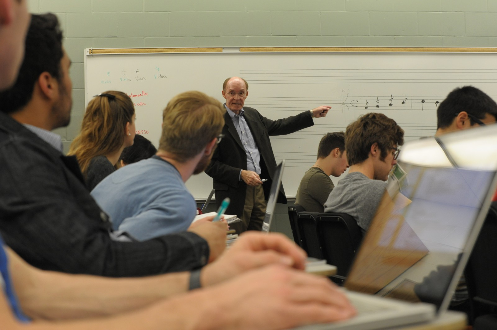 The Department of Music Studies prepares students to be complete musicians.