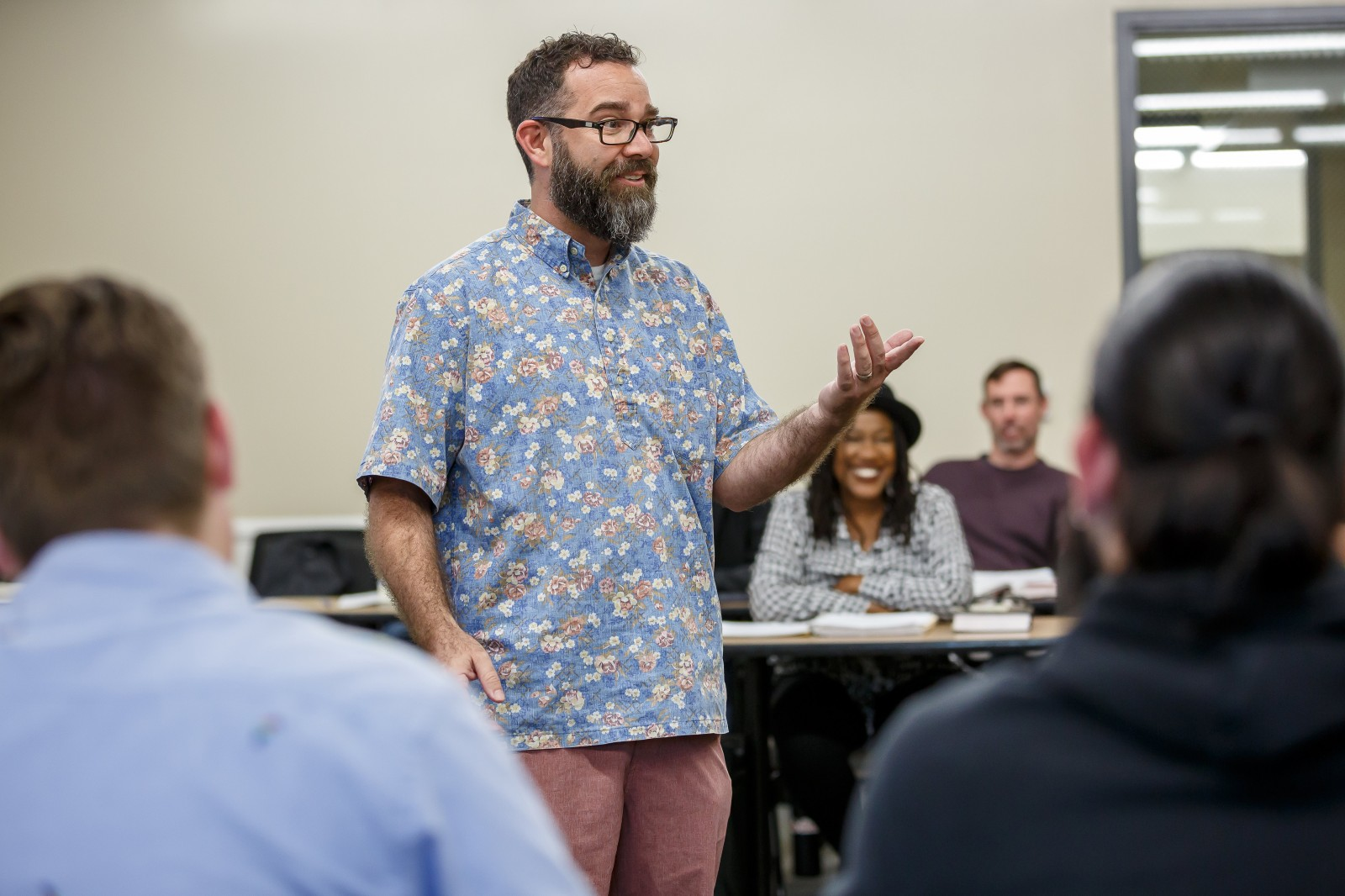 Like the regular Master of Divinity (M.Div.) program, the M.Div. with an emphasis in biblical studies prepares individuals for professional ministry in the Church, but with a heavier focus on biblical languages and other biblical topics.