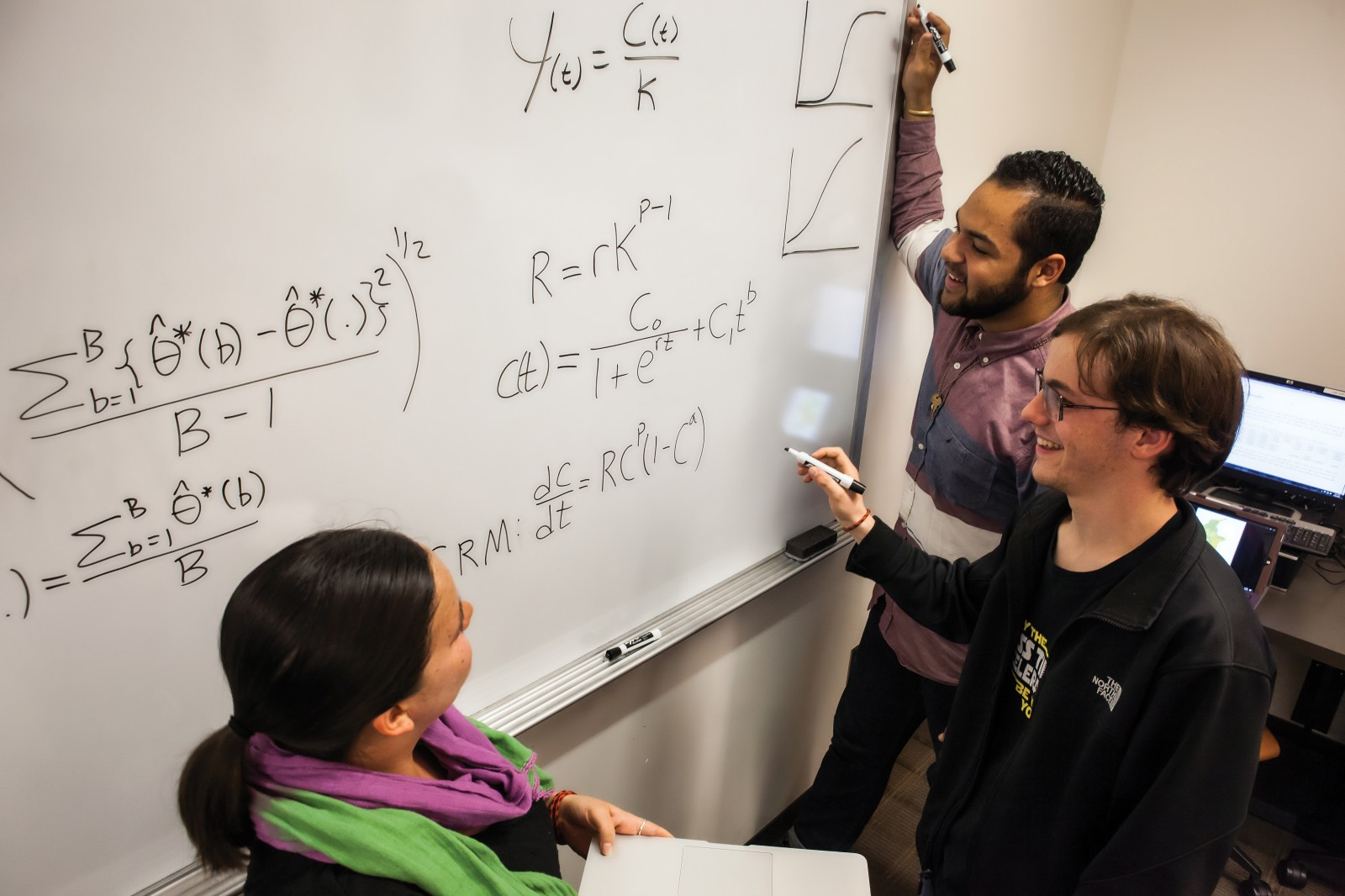 APU's applied mathematics major prepares quantitative experts in actuarial science, computer science, physics, teaching, mathematical research (for business, government, or the academy), cryptography, economics, statistics and data analysis, and more.
