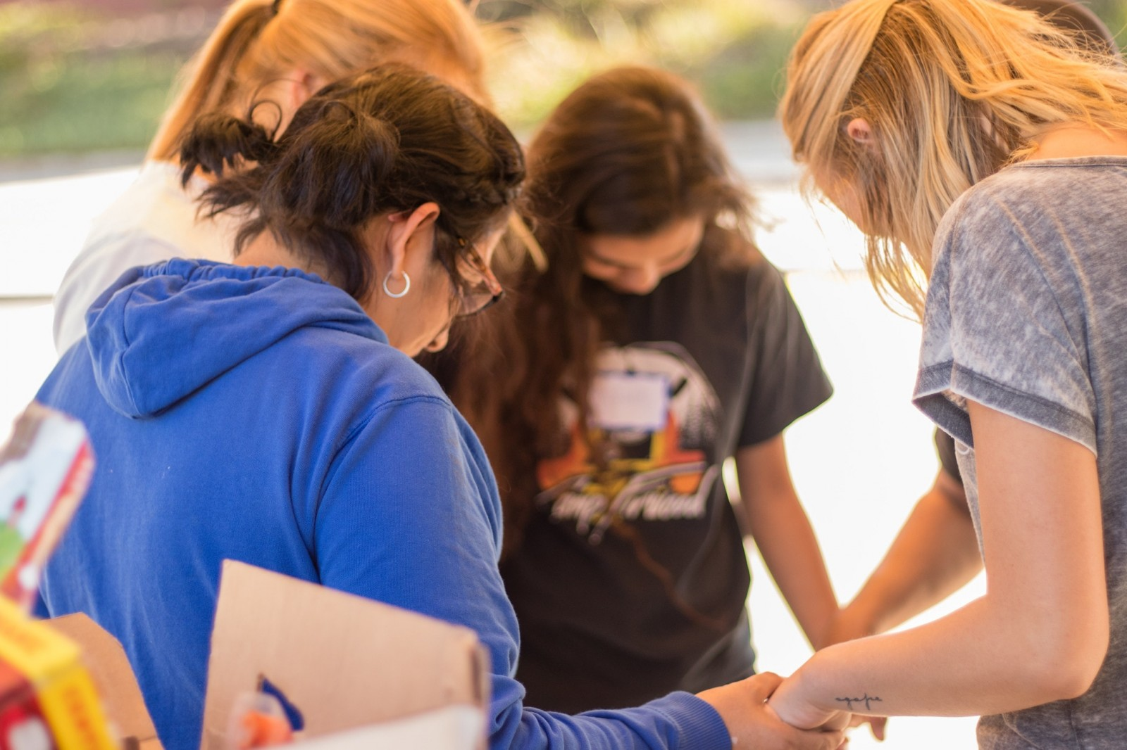 APU's Christian ministries minor equips students for practical, relational ministry.