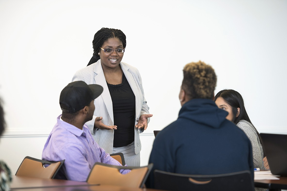 APU's criminal justice major prepares students to engage with and improve our federal, state, and local criminal justice systems.