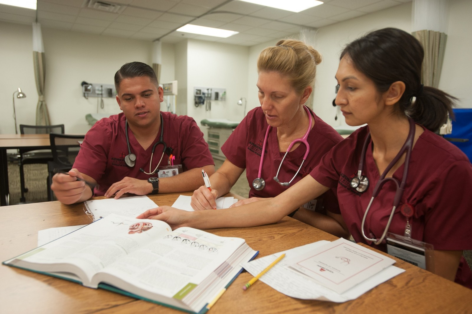 APU's traditional Bachelor of Science in Nursing (BSN) program is designed for recent high school graduates. Nursing students receive professional accreditation and clinical practice for their freshman through senior years, and are eligible for public health certification following graduation.