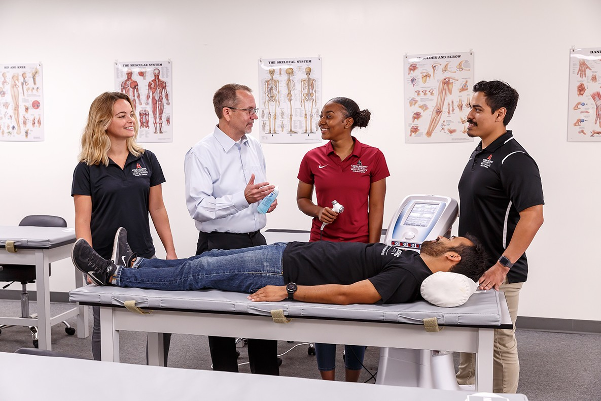 APU's Physical Therapy Postprofessional Clinical Fellowship in Movement and Performance offers the opportunity for clinical training to accelerate the professional development of physical therapists.