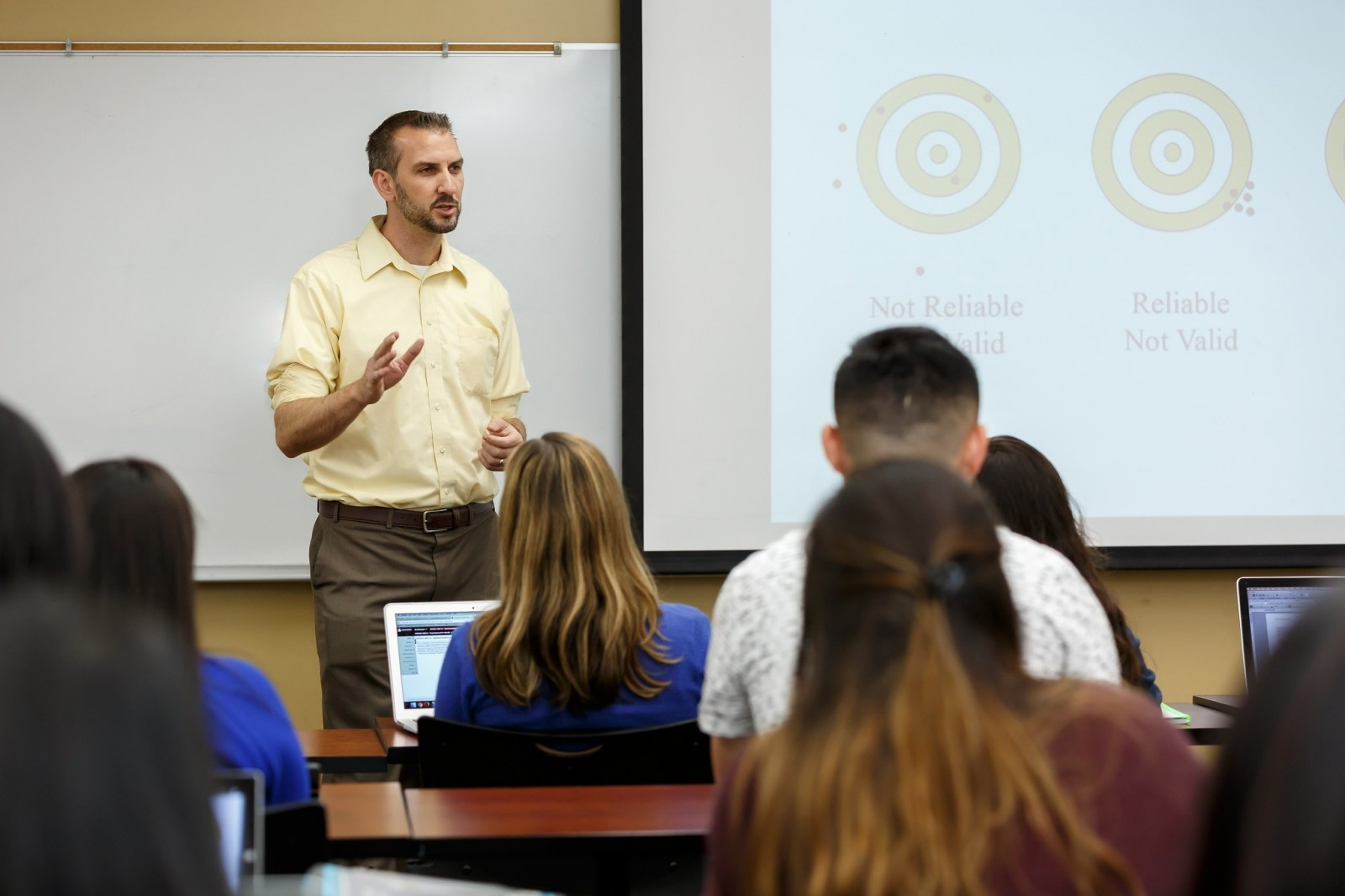 APU's M.S. in Research Psychology and Data Analysis program gives students advanced skills and hands-on experience in psychological research.
