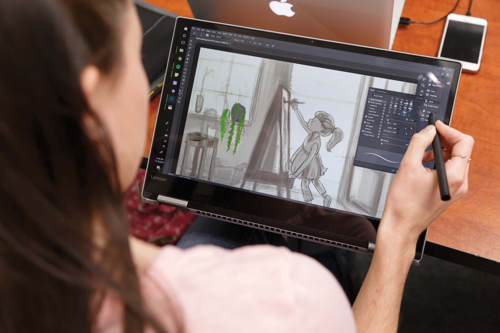 APU's animation and visual effects major prepares students to make a difference as skilled animators and storytellers in an influential industry.